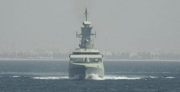 13 dicembre: apertura ordinaria del ponte girevole per il transito in Mar Piccolo della nave BERGAMINI