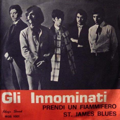 Anni '60 – '70: influenze psichedeliche nella musica italiana