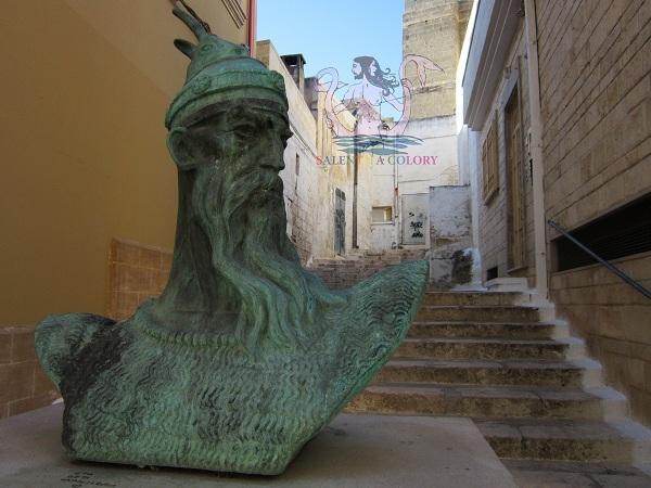 Una scuola per far cultura. L'istituto Casalini di San Marzano nel tarantino in Puglia, Centro per la Arberia