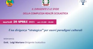 """Istituto Comprensivo """"Don Bosco"""" di Manduri. IV appuntamento del Corso formativo """"Il Dirigente e le sfide della complessa realtà scolastica"""""""