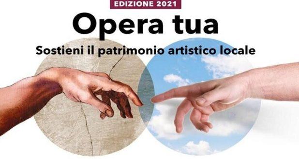 """Parte la quinta edizione di """"Opera Tua"""" 2021, il """"Tesoretto di Lizzano e Maruggio"""" sfida il """"capitello medievale"""" di Brindisi"""