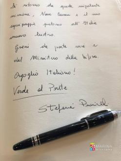 LA PORTAEREI CAVOUR RIENTRA A TARANTO, CONCLUSA LA CAMPAGNA READY FOR OPERATIONS NEGLI USA