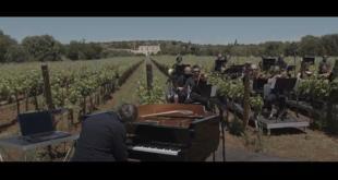 """""""Chant of the Primitivo Vine"""" online il video di Ferdinando Arnò con l'Orchestra ICO Magna Grecia di Taranto"""
