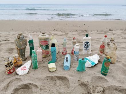 Ostuni: Archeoplastica il museo virtuale della plastica spiaggiata