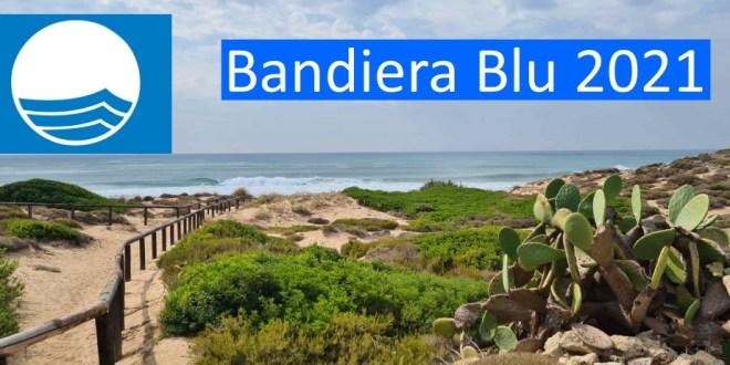 Assegnate le Bandiere Blu 2021, si confermano le spiagge di Maruggio