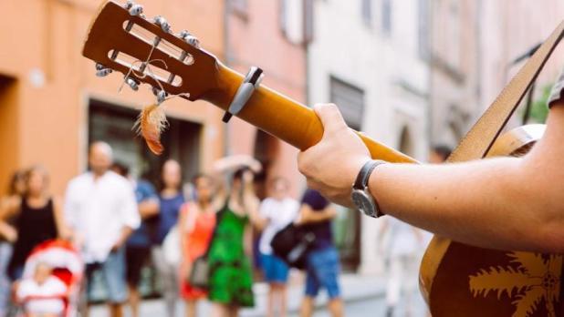"""A Maruggio la prima tappa del """"Buskers Deaf Tour"""""""