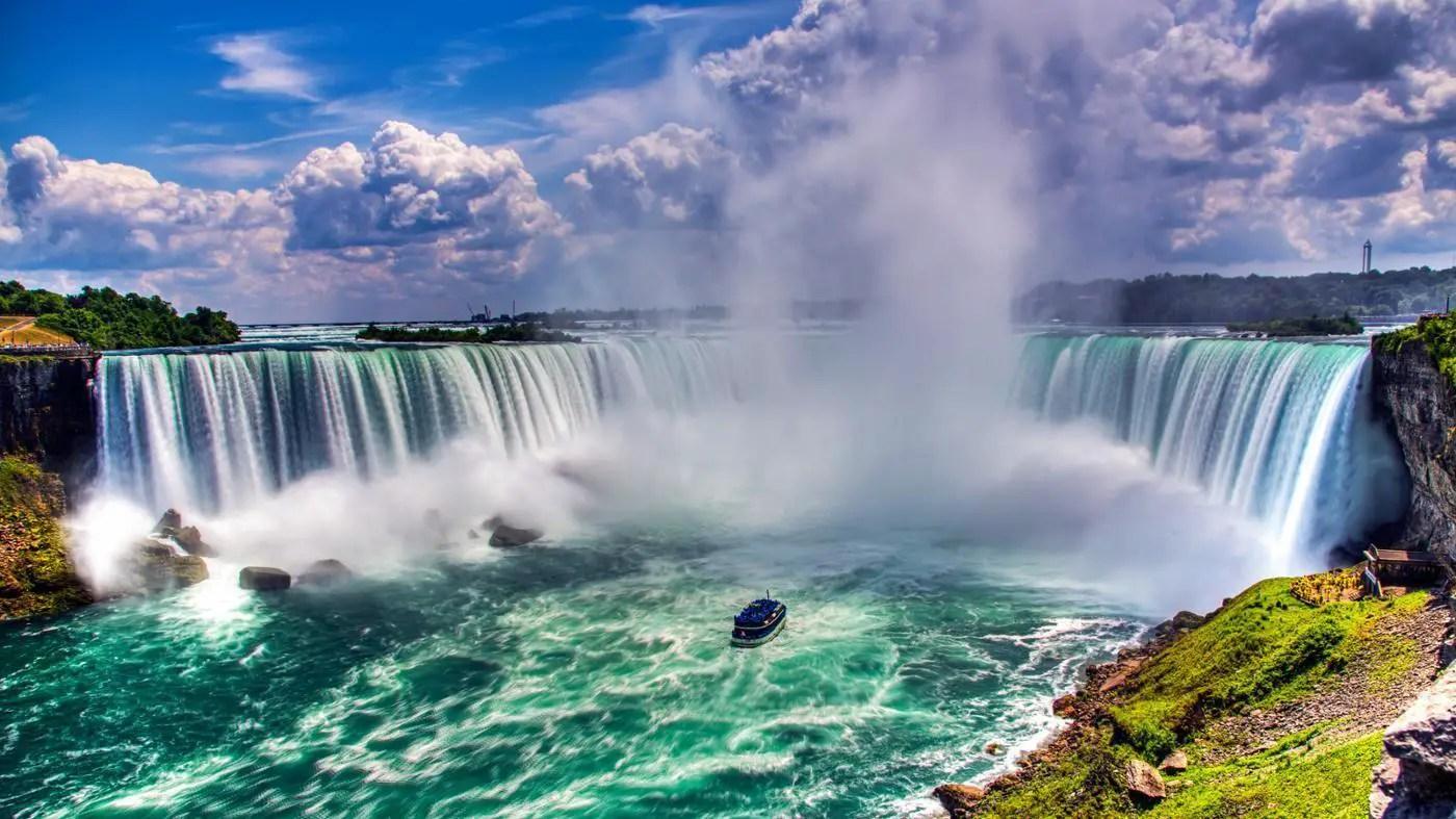 Paura E Delirio Alle Cascate Del Niagara La Voce Di New York