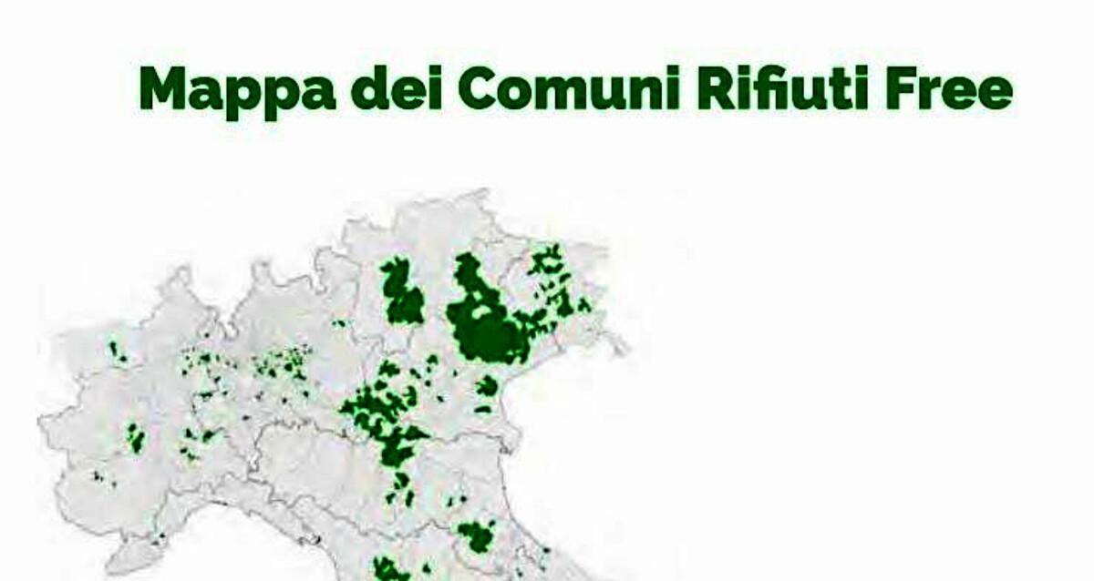 Comuni Ricicloni 2021: Treviso si conferma primo capoluogo d'Italia