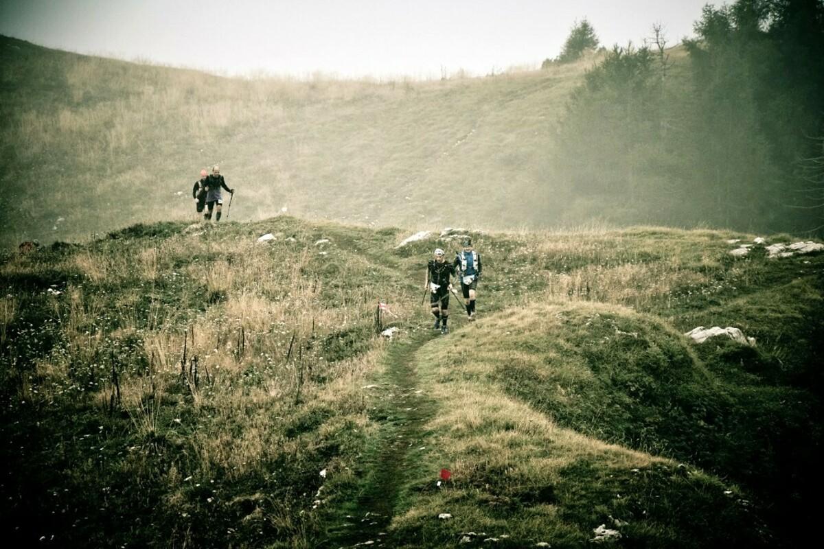 Ecco il Trail dei Cimbri, in 400 di corsa tra il Pizzoc ed il Cansiglio