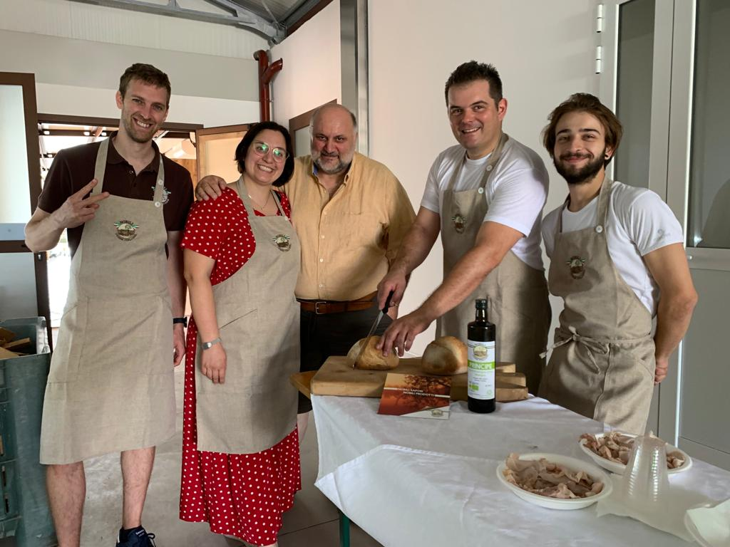 A Giavera del Montello nasce la bottega di Nobili Terre Italiane