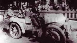 L'histoire de la voiture hybride