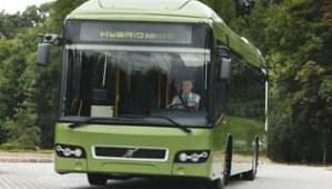 Les bus hybrides