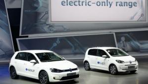 1 million de voitures électriques en Allemagne d'ici 2020 : possible selon Volkswagen