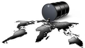Evolution de la consommation mondiale de pétrole