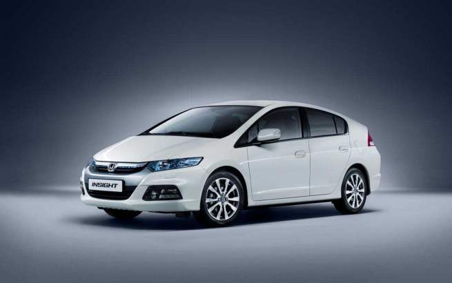 honda insight hybride 2014