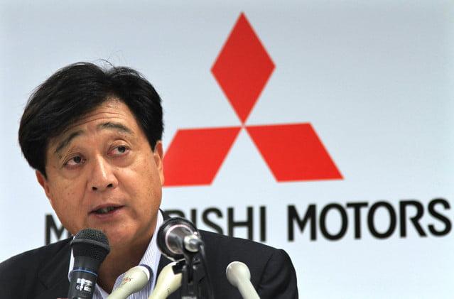 mitsubishi motors voiture electrique