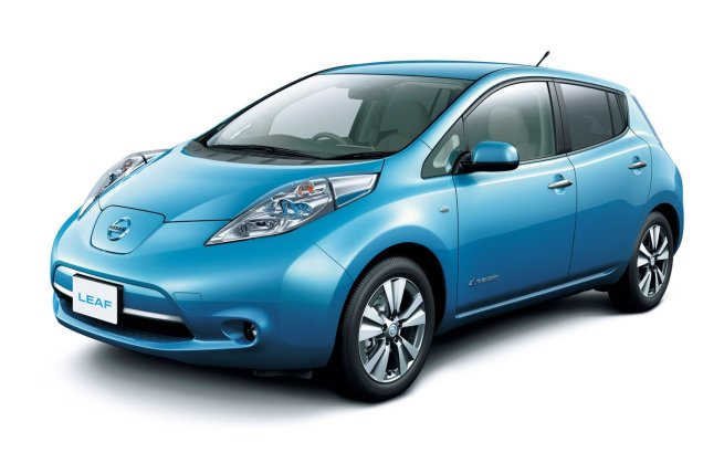 Nissan-Leaf au mexique