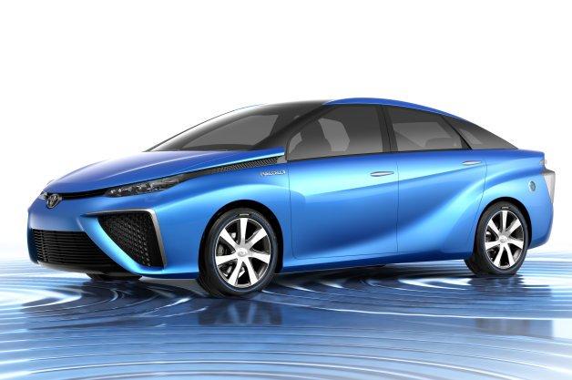 ToyotaFCV