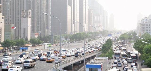 marché chinois voiture électrique