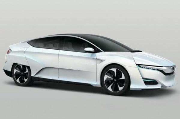 honda-fcv-concept pile à combustible