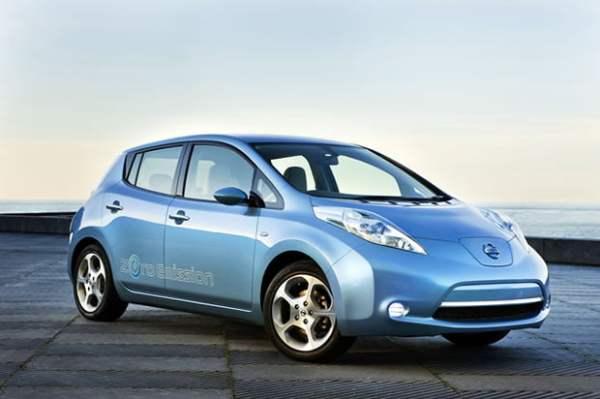 La Nissan Leaf, la voiture électrique la plus vendue au monde.