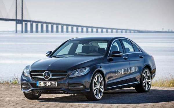 mercedes-benz C 350 Plug-In