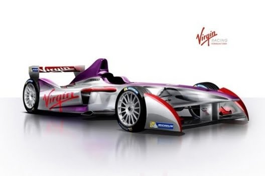 virgin racing formule e