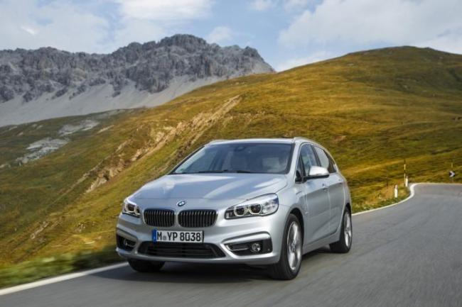 La BMW 225 xe Active Tourer