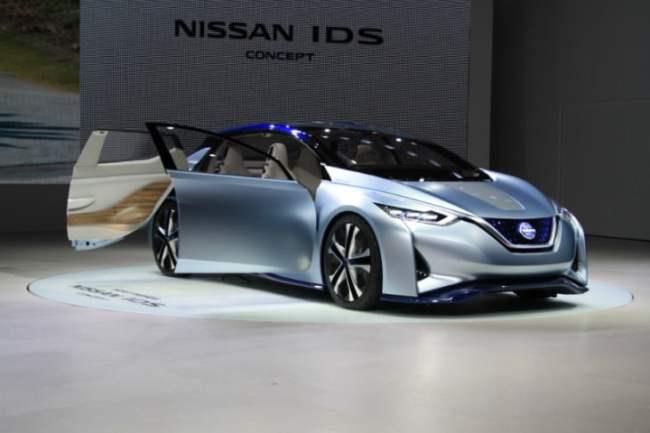 Nissan ids concept tokyo