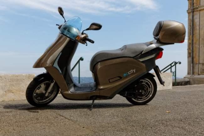 scooter électrique ARTELEC 670