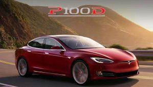 Tesla officialise les versions P 100D de ses voitures électriques