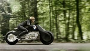 BMW Motorrad Vision next 100 : un concept de moto avant-gardiste fascinant