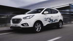 Pile à combustible : 60 Hyundai ix35 FCV de plus en Taxi à Paris grâce à STEP