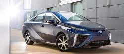 Voiture électrique : revirement chez Toyota