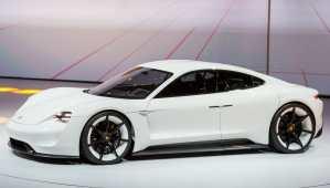 La Porsche Mission E disponible en précommande