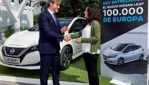Demande en voiture électrique: la production de la Leaf ne suit pas