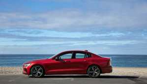 Volvo S60 T8 Twin Engine