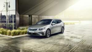 Kia Optima SW Rechargeable