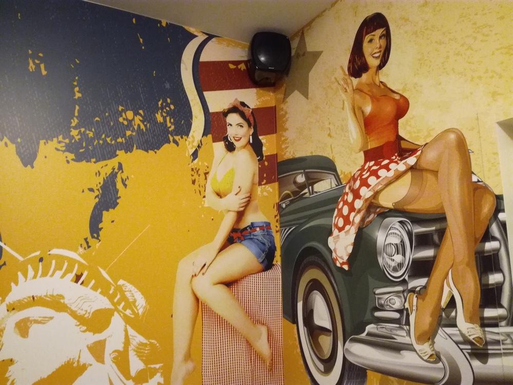 American 50's - Wépion, Namur
