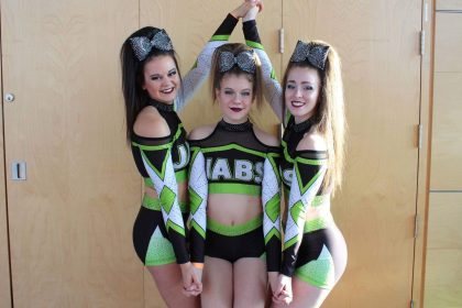 A number of athletes from the area distinguished themselves on the World Cheerleading Championships
