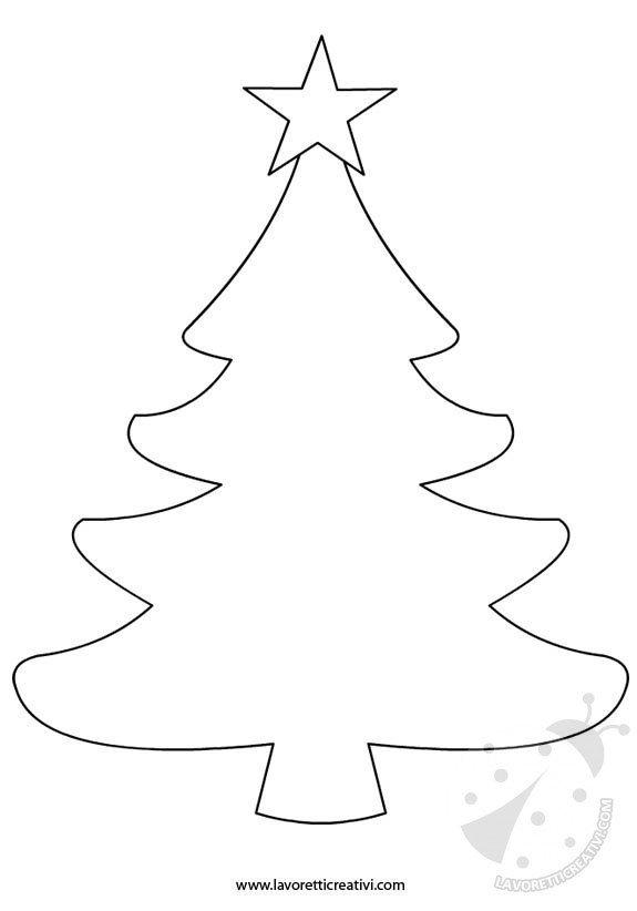 Conosciuto Sagome di Natale da ritagliare CP06