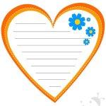 Letterine per la Festa della Mamma 2