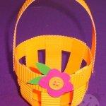 Cestino di Pasqua per bambini