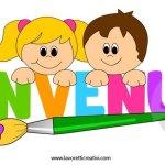 Idee accoglienza scuola – Cartello benvenuti