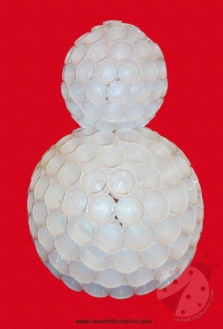 pupazzo-neve-bicchieri-plastica-8