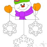 Addobbi invernali per la scuola