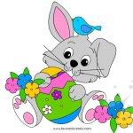 Idea cartellone di Pasqua