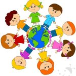 Bambini intorno al mondo