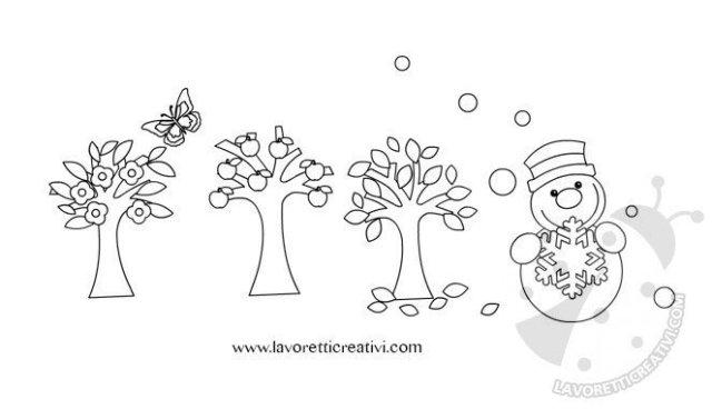 stagioni-disegni