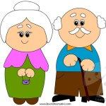 Idee per lavoretti – Nonni